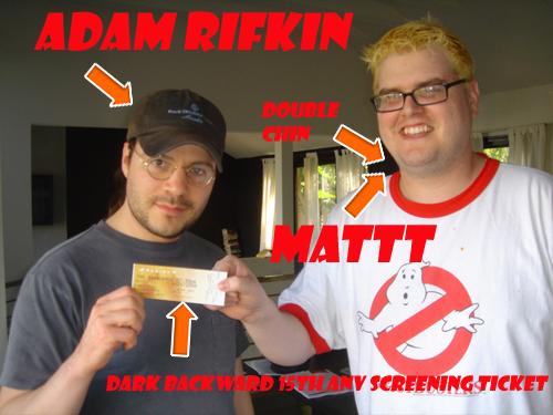 Mattt and Adam
