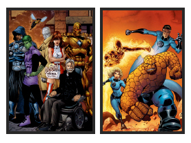 Doom Patrol/Fantastic Four