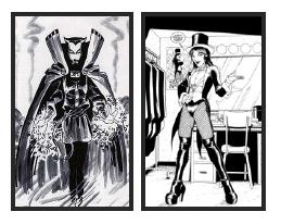 Dr. Strange/Zatanna