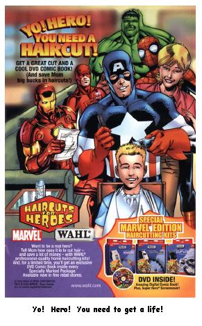 Marvel Herocut