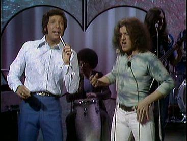 Tom Jones and Joe Cocker