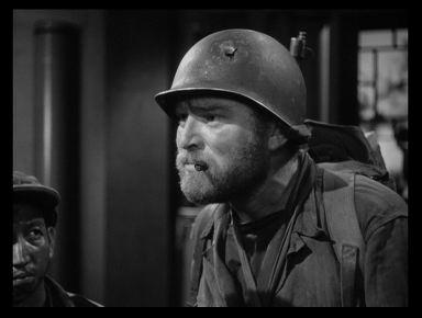 Steel Helmet Gene Evans