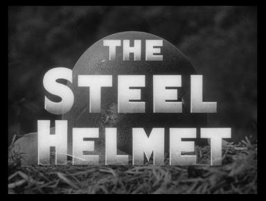 Steel Helmet title