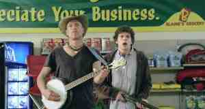Two parts of the Zombieland team.