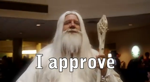 gandalf-approves